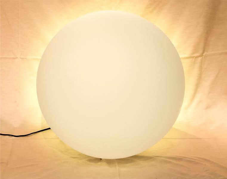 Noleggio globo luminoso da interno a corrente 220 volt in